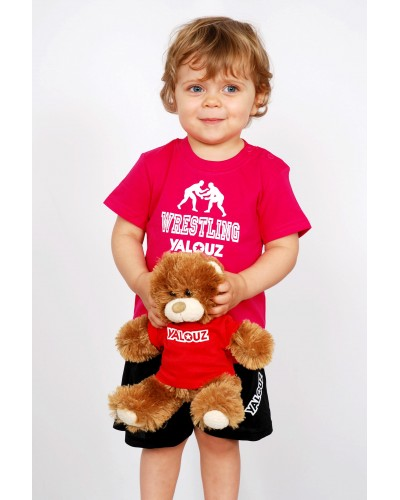 Nounours avec t-shirt 'OURSY'
