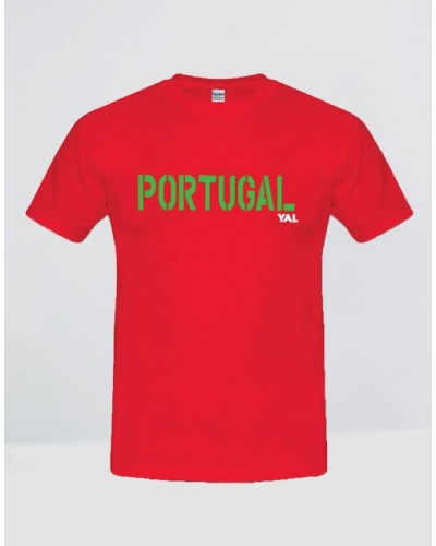 T-shirt patriote 'PORTUGAL'...