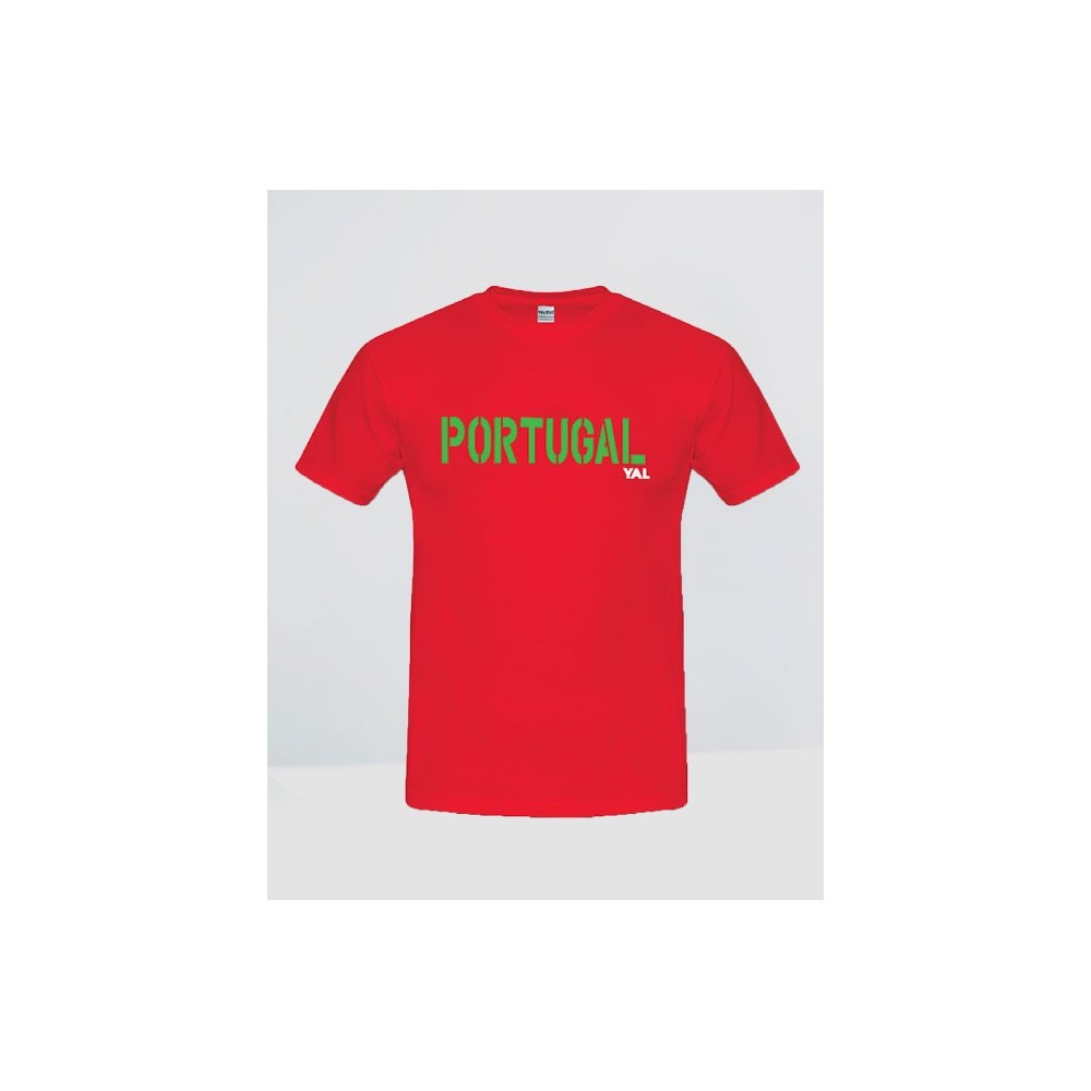 T-shirt patriote 'PORTUGAL'