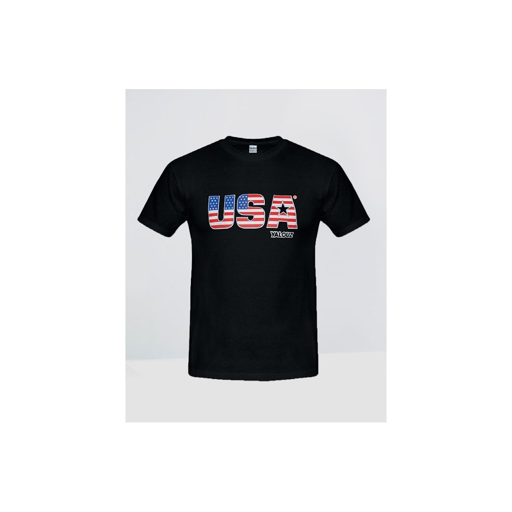 T-shirt patriote 'USA'