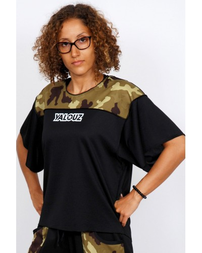 T-shirt 'Ragtop' camouflage...