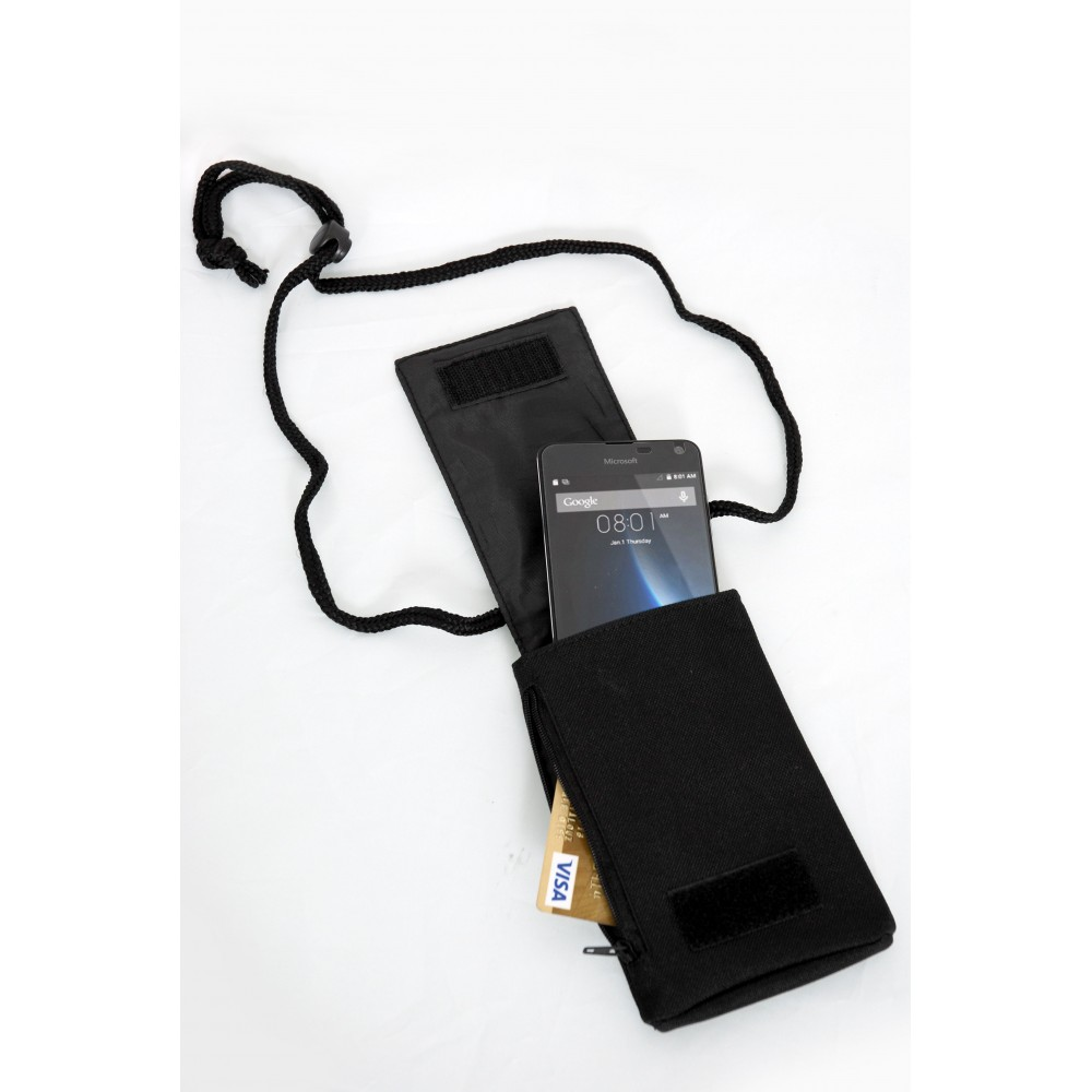 catch many fashionable details for Pochette pour smartphone noir 'PHONEPOK WRESLTING'