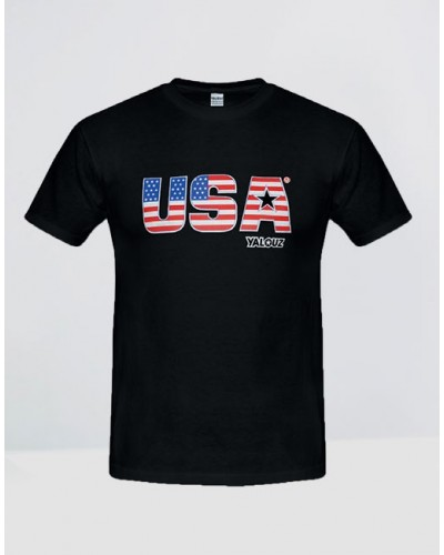T-shirt patriote 'USA' H&F