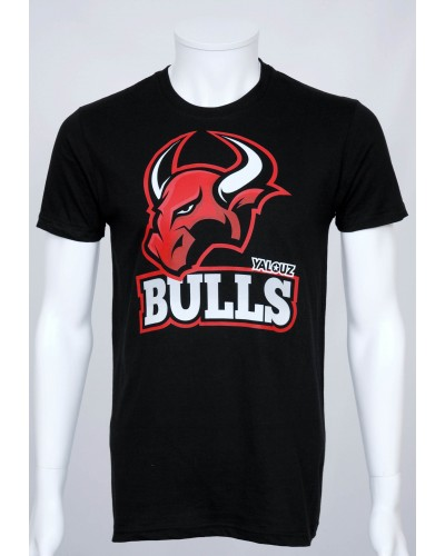 T-shirt power 'Bulls' H & F