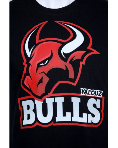 T-shirt power 'Bulls'