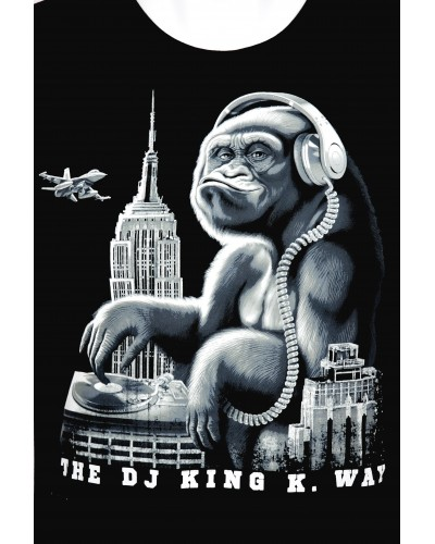T-shirt Pop Art 'King Kong'