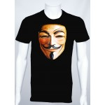 T-shirt Pop Art 'Anonymous'