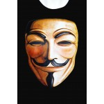 T-shirt Pop Art 'Anonymous'...