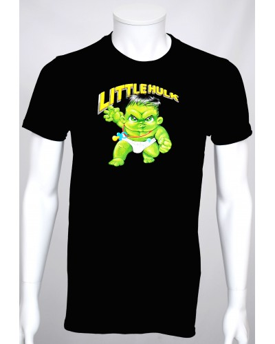 T-shirt Comics 'Little...